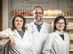 Staff Farmacia Ariis, Udine