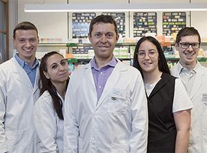 Farmacia Apoteca Corvara - team
