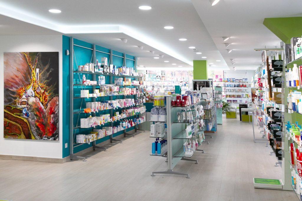 Farmacia El Pinar